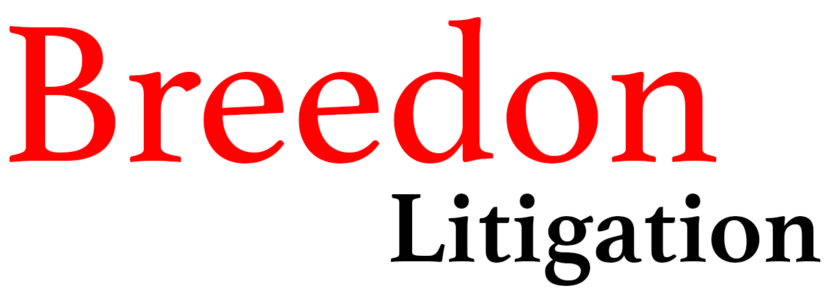 Breedon Litigation Logo