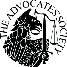 Advocates' Society Logo